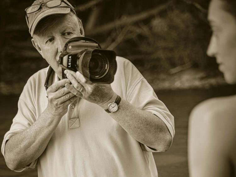 The Leica. Виставка Jock Sturges у Київській школі фотографії