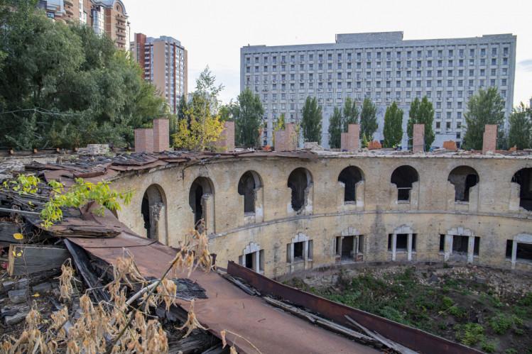 Київська фортеця – Наводницька вежа