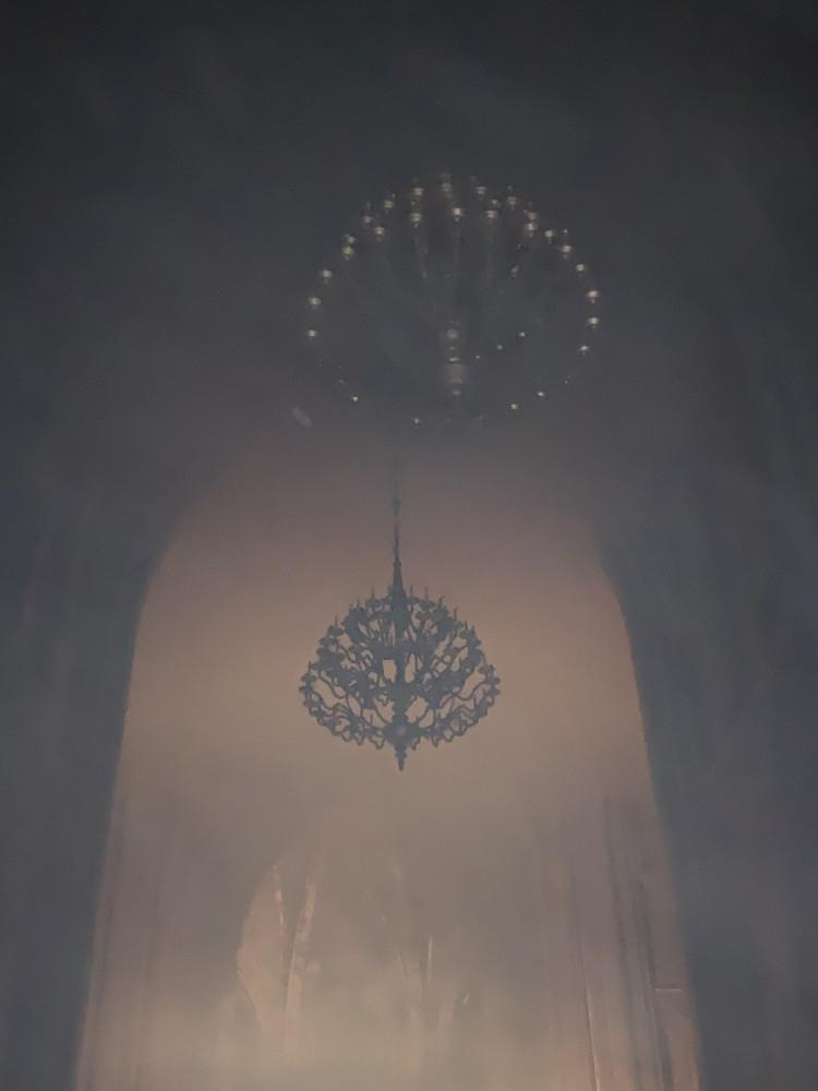 Пожежа у костелі Св. Миколая